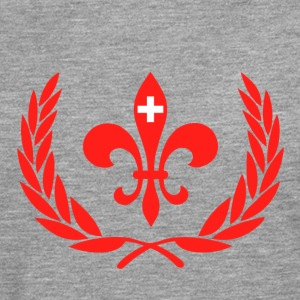 Swiss Spirit Collection - Långärmad premium-T-shirt herr