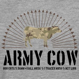 Army cow - Men's Premium Longsleeve Shirt