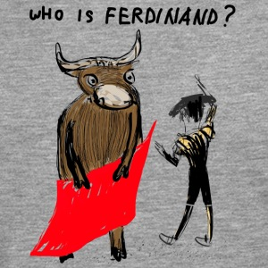 WHO is Ferdinand - Men's Premium Longsleeve Shirt