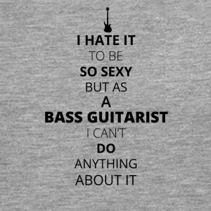 BASS GUITARIST - Men's Premium Longsleeve Shirt