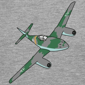 Me262 Fighter Jet - Men's Premium Longsleeve Shirt