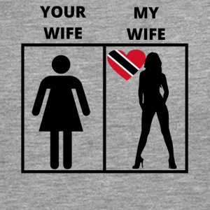 Trinidad Tobago gift my your wife - Men's Premium Longsleeve Shirt