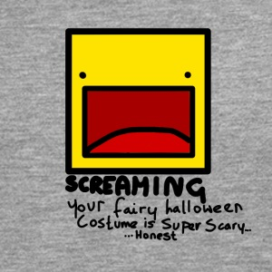 Halloween Screaming - T-shirt manches longues Premium Homme
