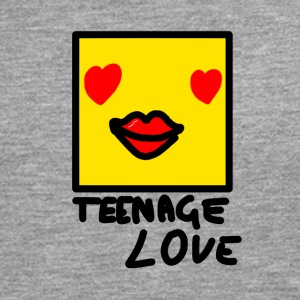 Self Picture Girl: Teenage Love - T-shirt manches longues Premium Homme