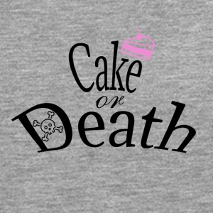 Cake or Death - Men's Premium Longsleeve Shirt