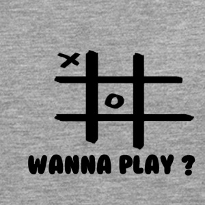 Wanna play - Männer Premium Langarmshirt
