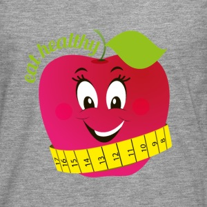 eat healthy - Men's Premium Longsleeve Shirt