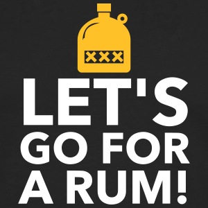 Let's Drink Rum! - Men's Premium Longsleeve Shirt