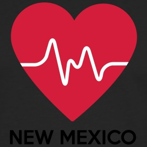 Heart New Mexico - Men's Premium Longsleeve Shirt