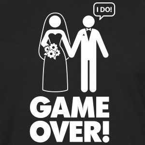 Game Over! I Am Married. - Men's Premium Longsleeve Shirt