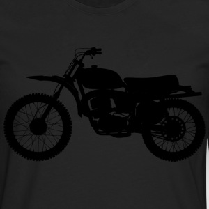 Motorcycle - Men's Premium Longsleeve Shirt