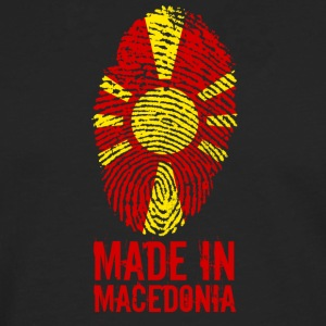 Made in Macedonia / Made in Macedonia - Maglietta Premium a manica lunga da uomo