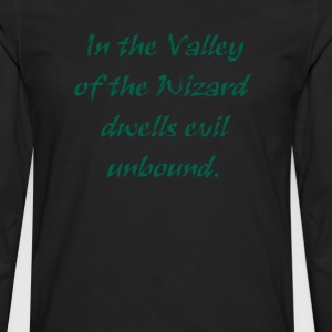 In_Valley_of_the_Wizard-png - Men's Premium Longsleeve Shirt