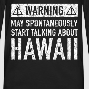 Original Hawaii Gift: Order Here - Men's Premium Longsleeve Shirt