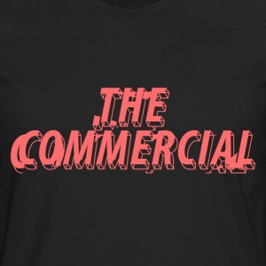 The Commercial Design #1 (Salmon - Men's Premium Longsleeve Shirt