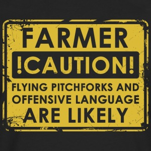 Farmers pitchforks - Men's Premium Longsleeve Shirt
