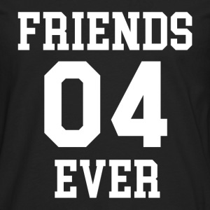 FRIENDS EVER 04 - Herre premium T-shirt med lange ærmer