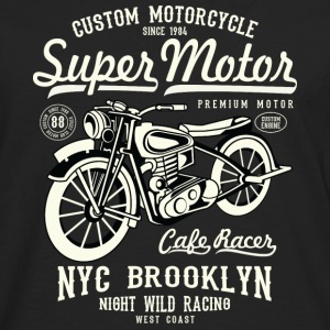 Super motorcycle - Men's Premium Longsleeve Shirt