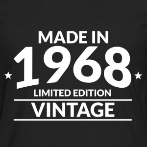 Made in 1968 - Limited Edition - Vintage - Männer Premium Langarmshirt