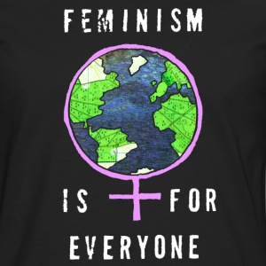 Feminism is for Everyone - Men's Premium Longsleeve Shirt