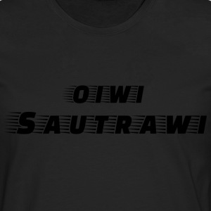 oiwi_sautrawi - T-shirt manches longues Premium Homme