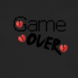 Game over - Männer Premium Langarmshirt