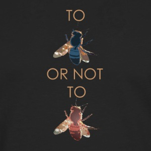 To Bee or not to Bee - Men's Premium Longsleeve Shirt