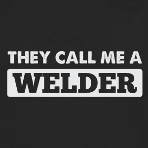 Call a welder - Men's Premium Longsleeve Shirt