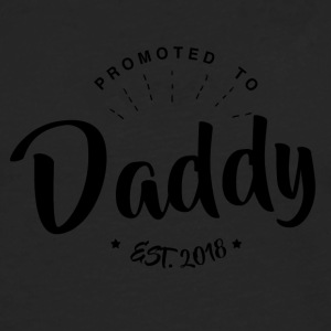 DADDY FAR est. 2018 - Premium langermet T-skjorte for menn