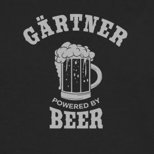 GÄRTNER powered by BEER - Männer Premium Langarmshirt