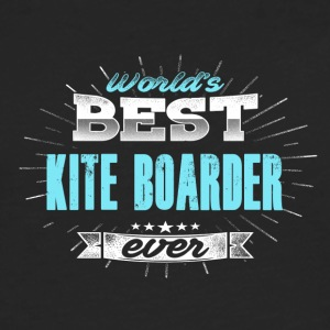 Worlds greatest kitesurfer - Men's Premium Longsleeve Shirt