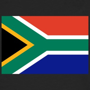 South Africa Flag - Men's Premium Longsleeve Shirt