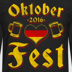 Oktoberfest 2016 clothing - Men's Premium Longsleeve Shirt