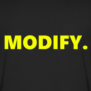 MODIFY. - Men's Premium Longsleeve Shirt