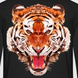tiger low - Men's Premium Longsleeve Shirt