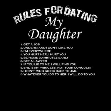 Regler for dating en gift mand