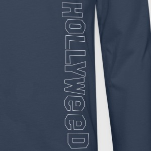 Hollyweed Shirt - Männer Premium Langarmshirt