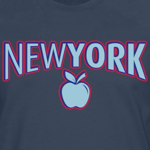 New York 2 - T-shirt manches longues Premium Homme