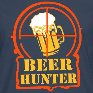 beerhunter - T-shirt manches longues Premium Homme