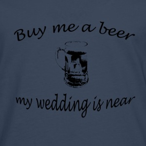 Buy me a Beer - Men's Premium Longsleeve Shirt