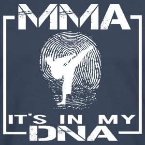 MMA IT'S IN MY DNA - Men's Premium Longsleeve Shirt