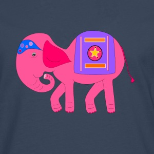 Pink elephant for - Men's Premium Longsleeve Shirt