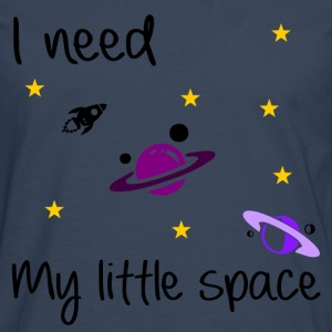 I need space - Men's Premium Longsleeve Shirt