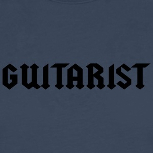 6061912 127704394 Guitarist - Men's Premium Longsleeve Shirt