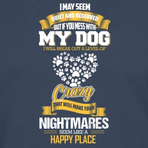 MY DOG - Men's Premium Longsleeve Shirt