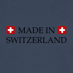 Made_in_Switzerland - T-shirt manches longues Premium Homme