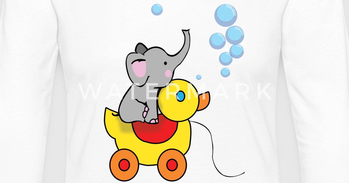 Elefant / Vogel / Geschenk von TomGiant | Spreadshirt
