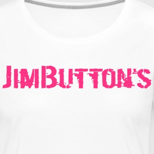 pinky girly de JimButton de - T-shirt manches longues Premium Femme