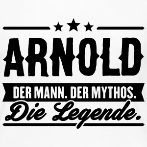 Man Myth Legend Arnold