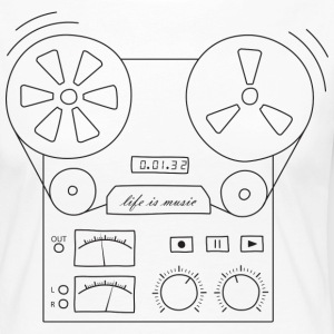 magnetic tape recorder - Women's Premium Longsleeve Shirt